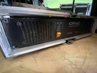 Продам усилитель звука ONE 2000 - 3 шт. 6