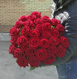 Роза домашняя. Ежедневный срез! Цветы от производителя. ЦЕНА-КАЧЕСТВО! 2