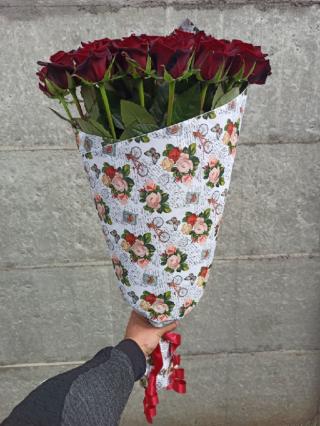 Роза домашняя. Ежедневный срез! Цветы от производителя. ЦЕНА-КАЧЕСТВО! 4