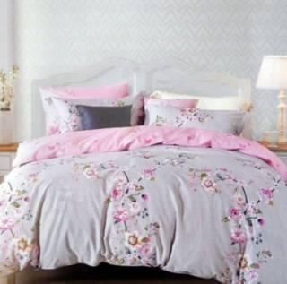 Двуспальное, евро постельное белье из сатина Польша 100% коттон 3