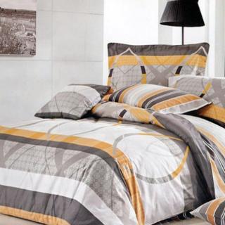 Двуспальное, евро постельное белье из сатина Польша 100% коттон 6