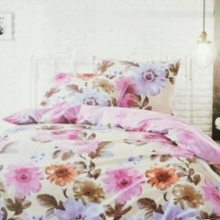 Двуспальное, евро постельное белье из сатина Польша 100% коттон 8