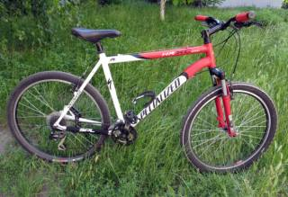 "Велосипед горный 26"" Specialized Hardrock XS Comp, 24 скорости"