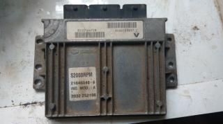 Блок управления двигателя Renault Рено Laguna 2 1.4 16V 8200164728 82