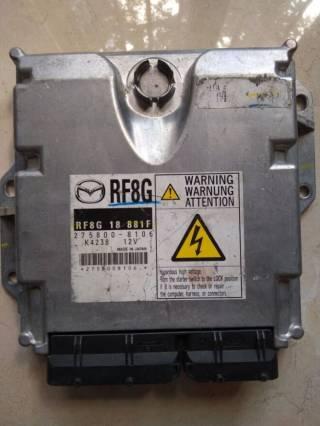 RF8G18881F RF8G 18 881F 275800-8106 2758008106 эбу Mazda 6 GH 2,0D