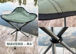 """Крісла для риболовлі, шезлонги, рибальські стільці """"Mavens"""" 5"""