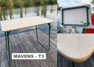 """Крісла для риболовлі, шезлонги, рибальські стільці """"Mavens"""" 7"""