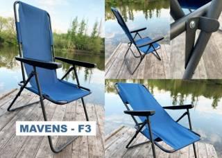 """Крісла для риболовлі, шезлонги, рибальські стільці """"Mavens"""" 9"""