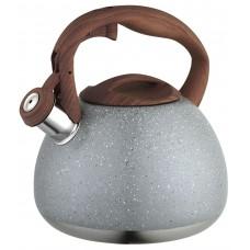 Чайник 2,7л. мрамор. Нержавеющая сталь. 4