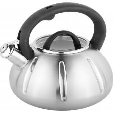 Чайник со свистком. Нержавеющая сталь. 4