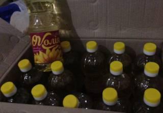"Подсолнечное масло ТМ ""Добра олія"", ТМ ""OVолія"" 3"