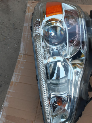 фара mitsubishi asx xenon левая светлая 2010-2016 7