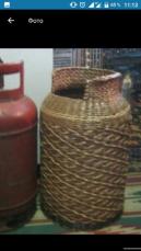 Чехол на газовый балон. 3