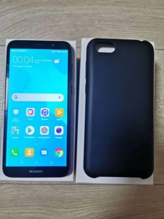 Смартфон Huawei Y5 2018 DRA-L21 (Black) dual sim