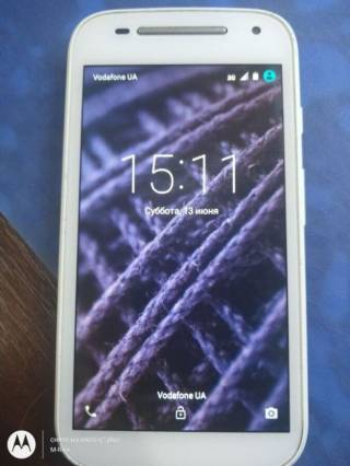 Motorola Moto E2 (XT1526) Android 5.1 GSM/CDMAсвязь.1ГБ/4ядра,8ГБ.из С