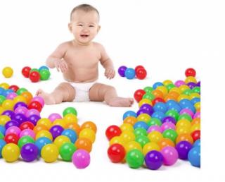 Детские шарики для сухих бассейнов 6 см 10 штук 5