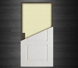 Дверь Сотовый Гофрокартон