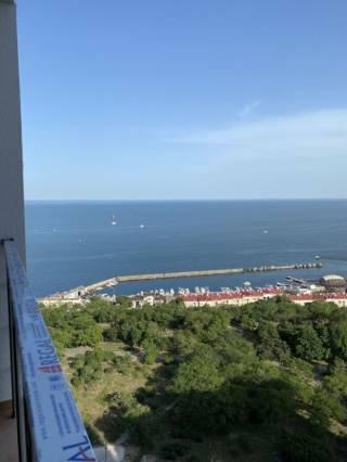 Продам 1к кв-ру в Акрадии, панорамный вид моря, терраса, 45 Жемчужина 4