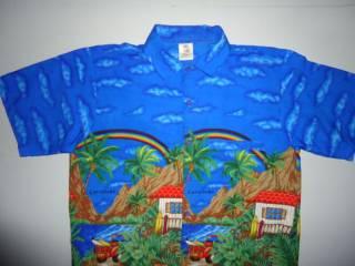 рубашка  Гавайская Rima гавайка India S 2