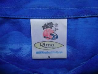 рубашка  Гавайская Rima гавайка India S 4