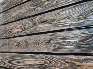 Стол лофт LOFT из эпоксидной смолы и дерева 9