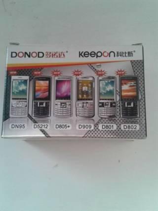 Продам телефон  DONOD 805+ 9