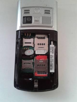 Продам телефон  DONOD 805+ 4