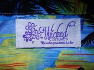 рубашка  Гавайская Wicked Costumes (S) 4