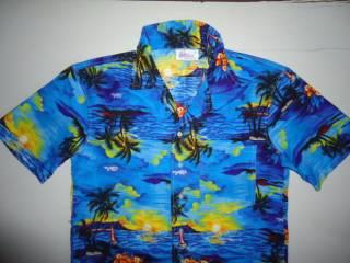рубашка  Гавайская Wicked Costumes (S) 2