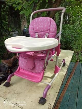 Детский столик для кормления 2
