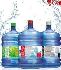 Очищенная и Артезианская вода 3