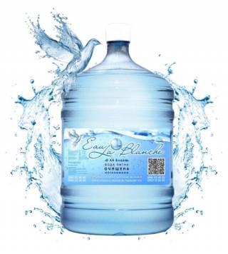 Очищенная и Артезианская вода