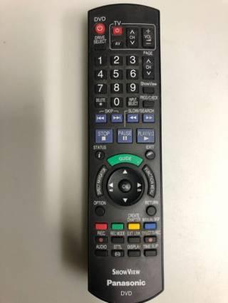 Оригінальний пульт Panasonic N2QAYB000129