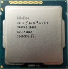 Процесор Core i5-3470 3.2GHz(сокет 1155)
