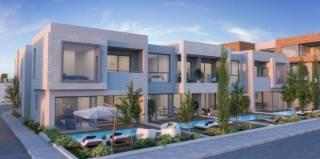 КИПР, Каппарис, Протарас - Mythical Blue - TOWN HOUSE, APARTMENT БЕЗ-% 6