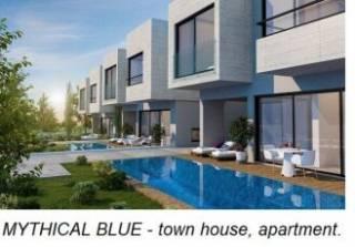 КИПР, Каппарис, Протарас - Mythical Blue - TOWN HOUSE, APARTMENT БЕЗ-% 3