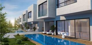 КИПР, Каппарис, Протарас - Mythical Blue - TOWN HOUSE, APARTMENT БЕЗ-% 2