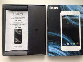 Продам смартфон Nomi i507 Spark