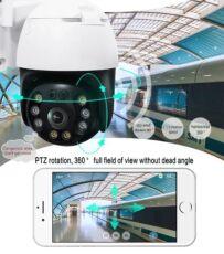 Ip Camera Ptz-l8 удаленным доступом уличная 7