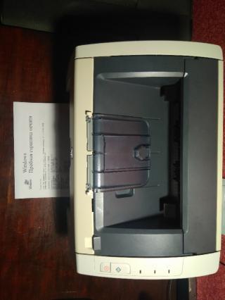 Лазерный принтер HP LaserJet 1022 4