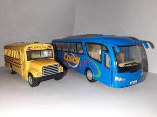 Автобус школьный, автобус туристический метал корпус