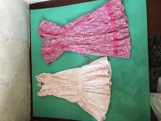 продам женские платья , ситцевые СССР 7