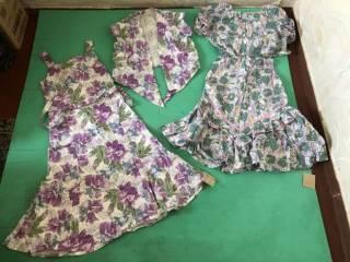 продам женские платья , ситцевые СССР 6