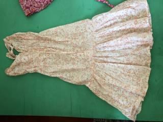 продам женские платья , ситцевые СССР 5