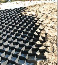 Решетки грп для укрепления грунтов 4