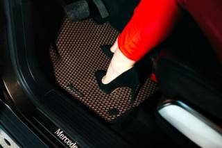 Автомобильные коврики ЕВА на любое авто! Преобрази салон своего авто!! 8