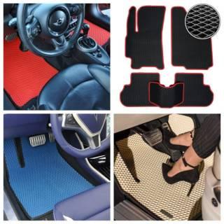 Автомобильные коврики ЕВА на любое авто! Преобрази салон своего авто!!