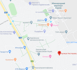 Продам 1 комнатную Квартиру в Харькове район Аэропорта 6