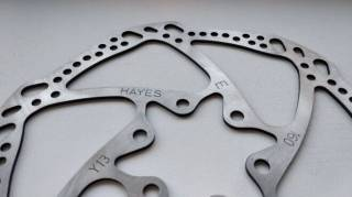 Ротор Hayes 160 мм диск