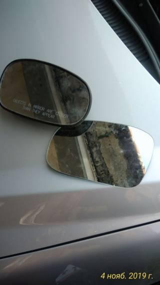 Стекла зеркал наружных Деу Нексия 2006